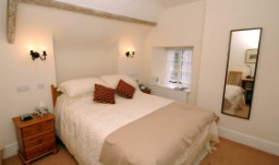 Castle Room - Double Bedroom at Gelynis Farm